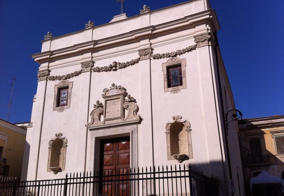 La nuova vita della «Chiesa dei Morti» dopo anni torna in auge un gioiello made in Foggia