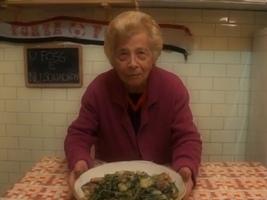 La nonna di Foggia non ce l'ha fatta: addio alla simpatica Iolanda di «Fatt cutte e magnate»
